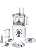 Bosch MultiTalent 3 MCM3100WGB 2.3L White Food Processor
