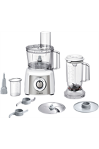 Bosch MultiTalent 3 MCM3500MGB 2.3L White Food Processor