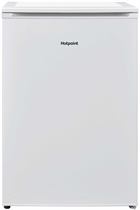 Hotpoint Aquarius H55VM1110WUK 55cm White Undercounter Fridge with Ice Box