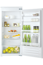 Hotpoint Aquarius HS12A1D.UK.1 Integrated 54cm White Larder Fridge