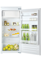 Hotpoint Aquarius HSZ12A2D.UK.1 Integrated 54cm White Icebox Fridge