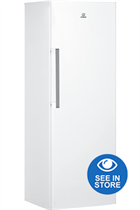 Indesit SI81QWD 60cm White Tall Larder Fridge
