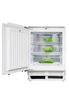 IceKing BU300 Built-Under 60cm White Freezer