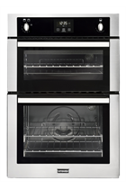 Stoves BI900G Stainless Steel Built-in Double Gas Oven