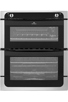 New World NW701G 70cm Built-Under Twin Cavity Gas Oven