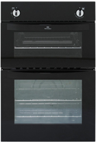 New World NW901G Black Built-In Gas Oven