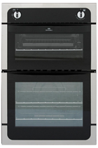 New World NW901GSTA Integrated Gas Double Oven