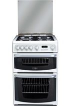 Cannon CH60GCIW Carrick Freestanding Gas Double Oven