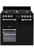 Leisure Cookmaster CK90G232K 90cm Black Gas Range Cooker