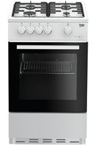Beko ESG50W 50CM White Gas Cooker