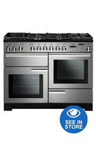 Rangemaster PDL110DFFSS/C Professional Deluxe 100cm Dual Fuel