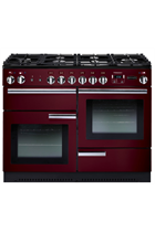 Rangemaster Professional Plus PROP110NGFCY/C 110cm Cranberry Gas Range Cooker