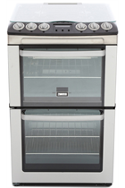 Zanussi ZCG552GXC Stainless Steel Gas Cooker