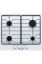 Electrolux EHG6402W 60cm White Intuition Gas Hob