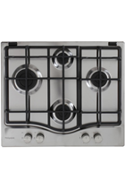 Hotpoint Ultima PCN641IXH 59cm Stainless Steel Built-In Gas Hob