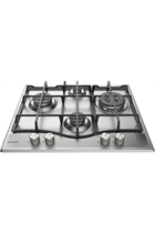 Hotpoint PCN641TIXH 59cm Stainless Steel Built-In Gas Hob
