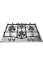 Hotpoint Newstyle PCN642IXH 60cm Stainless Steel Built-In Gas Hob