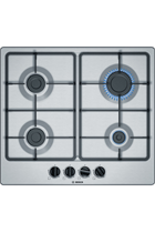 Bosch PGP6B5B60 Gas Hob with Front Controls