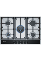 NEFF N70 T27DA69N0 75cm Stainless Steel Built-In Gas Hob