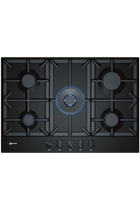 NEFF N70 T27DS59S0 75cm Black Built-In Gas Hob