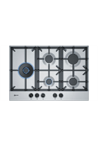 NEFF N70 T27DS79N0 75cm Gas Hob Stainless Steel