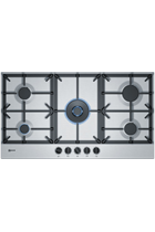 NEFF N70 T29DS69N0 92cm Stainless Steel Built-In Gas Hob