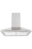 Montpellier CHC612MSS Chimney Cooker Hood