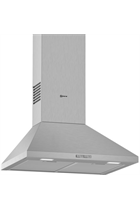 NEFF N30 D62PBC0N0B Stainless Steel 60cm Chimney Hood