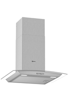 NEFF N30 D64ABC0N0B Stainless Steel 60cm Chimney Hood