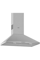 NEFF N30 D72PBC0N0B Stainless Steel 75cm Chimney Hood
