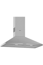 NEFF N30 D92PBC0N0B Stainless Steel 90cm Chimney Hood