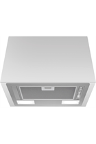 Hotpoint PCT64FLSS Silver 60cm Integrated Canopy Hood