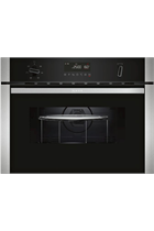 NEFF N50 C1AMG83N0B Stainless Steel Built-In Combination Oven