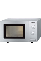 Bosch HMT72M450B 17L Brushed Steel Microwave