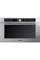 Hotpoint Class 4 MD454IXH Built-In Stainless Steel 1000W 31L Microwave with Grill