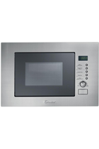 Candy MIC20GDFX Built-In Stainless Steel 900W 20L Microwave with Grill