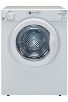 White Knight C39AW White 3.5kg Vented Tumble Dryer