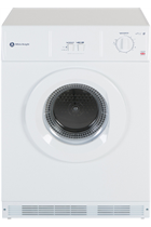 White Knight C45CW White 7kg Vented Tumble Dryer