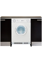 White Knight C8317WV Integrated White 7kg Vented Tumble Dryer