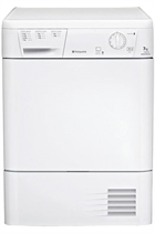 Hotpoint Aquarius CDN7000BP White 7kg Condenser Dryer