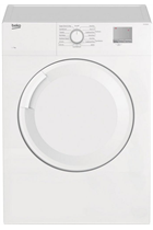 Beko DTGV7001W White 7kg Vented Tumble Dryer