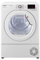 Hoover Dynamic Next DXC8DE White 8kg Condenser Dryer