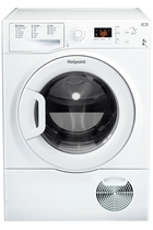Hotpoint Aquarius ECF87BP White 8kg Condenser Dryer