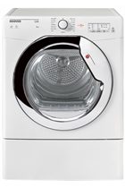 Hoover Link HLV8LCG White 8kg Vented Tumble Dryer