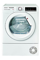 Hoover HLXC9TE White 9kg Condenser Dryer