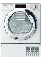 Hoover HTDBWH7A1TCE Integrated White 7kg Heat Pump Tumble Dryer