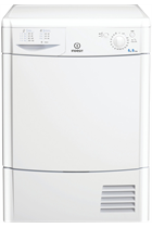 Indesit Eco Time IDC8T3B White 8kg Condenser Dryer
