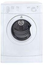 Indesit Eco Time IDV75 White 7kg Vented Tumble Dryer