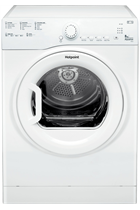 Hotpoint Aquarius TVFS83CGP9 White 8kg Vented Tumble Dryer