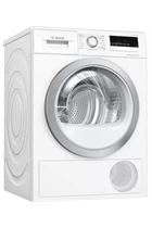 Bosch Serie 4 WTW85231GB White 8kg Heat Pump Tumble Dryer